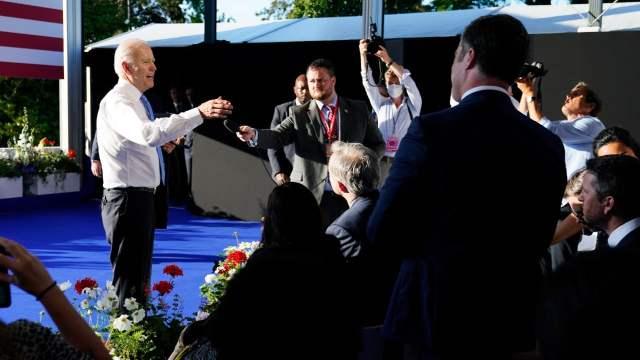 Biden se desespera con reportera durante conferencia y más tarde pide disculpas