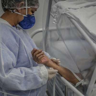 Brasil supera las 500 mil muertes por COVID-19