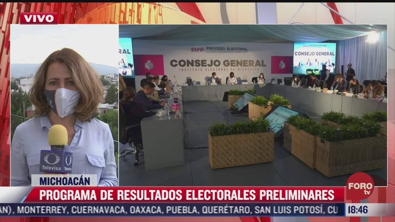 candidatura a gobernador en michoacan continua muy cerrada