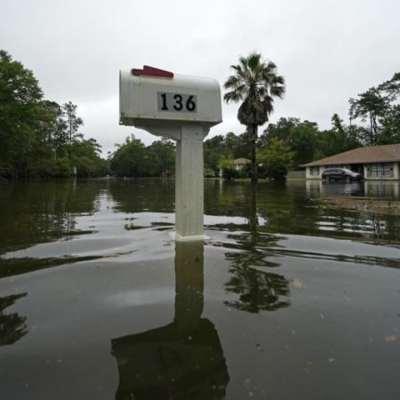 Claudette provoca peligrosas inundaciones en el sur de EEUU