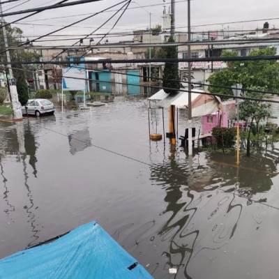Continuarán las lluvias en Veracruz, Chiapas y Oaxaca por fenómenos ciclónicos