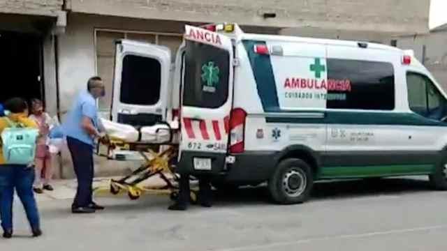 Dan de alta a Sergio René, hombre lesionado por colapso de la Línea 12