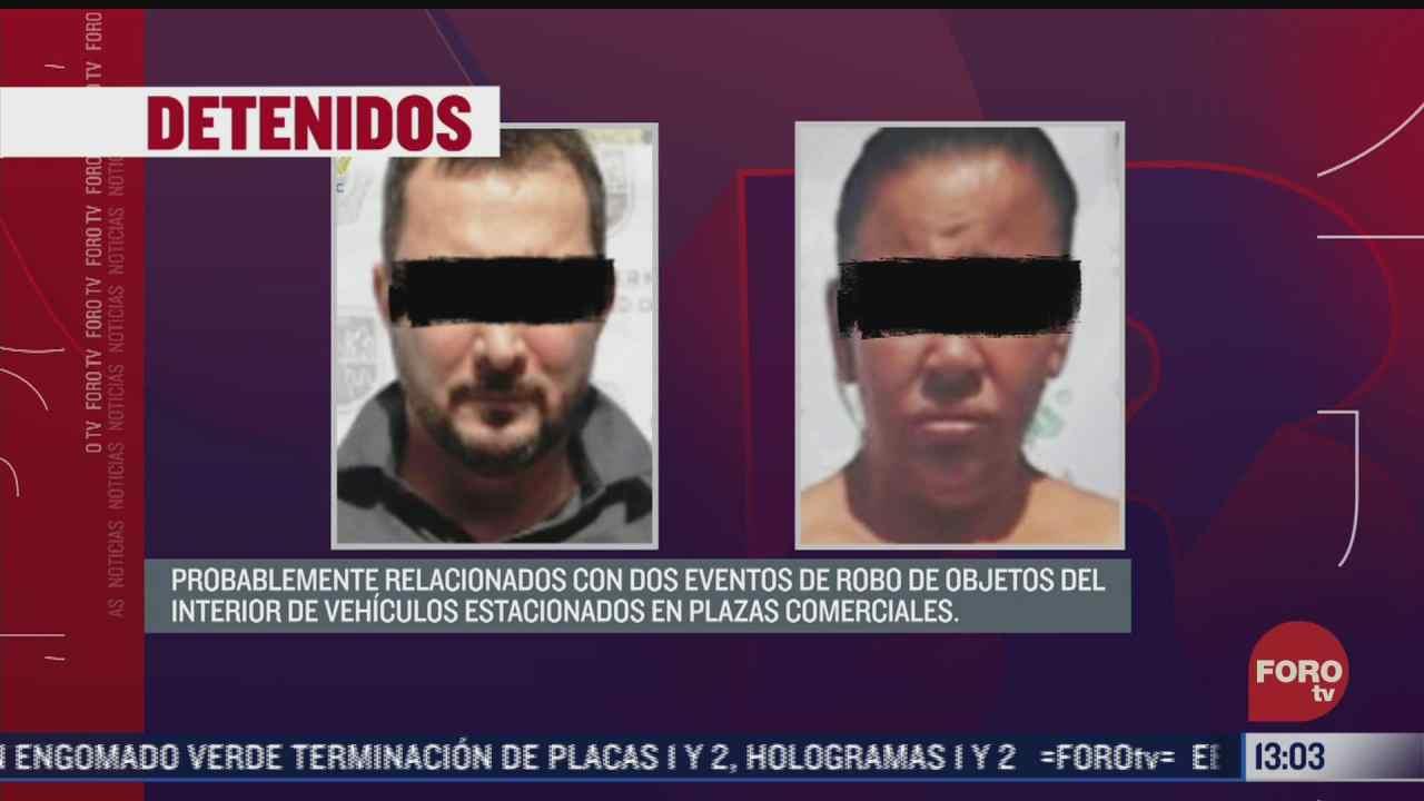 detienen a colombianos tras asaltar con violencia a una persona en cdmx