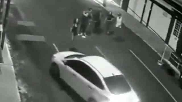"""""""Diego vomitó y arrebató llaves del coche antes de atropellar a mis amigas"""", dice joven que lo sacó de fiesta"""