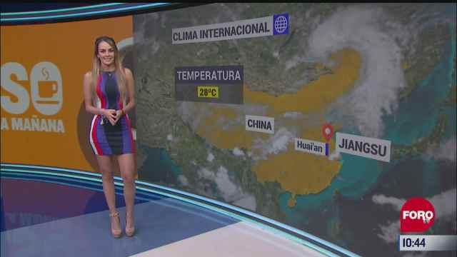 el climaenexpreso internacional del 17 de junio del