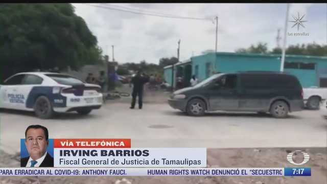 entrevista con irving barrios fiscal general de justicia de tamaulipas para despierta