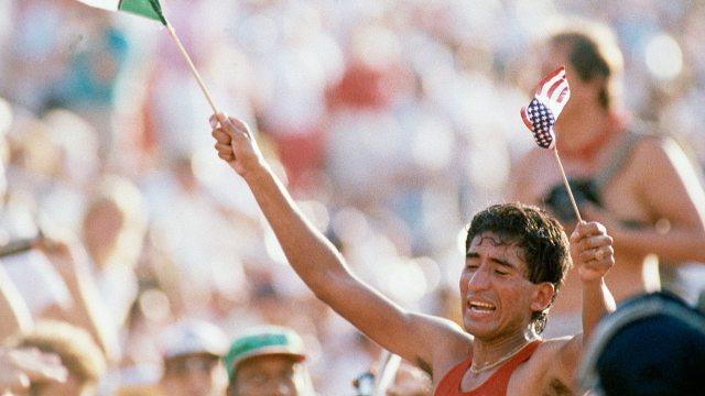 Biografía de Ernesto Canto y su medalla de oro en caminata durante Juegos Olímpicos 1984