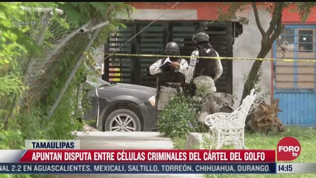 fgj de iinforma que ataques en reynosa podrian ser por la disputa del territorio