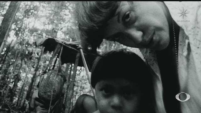 fotografias de yanomamis recorren europa en una exposicion