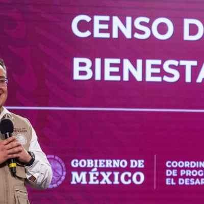 Gabriel Garcia, coordinador de programas Integrales (Cuartoscuro, archivo)