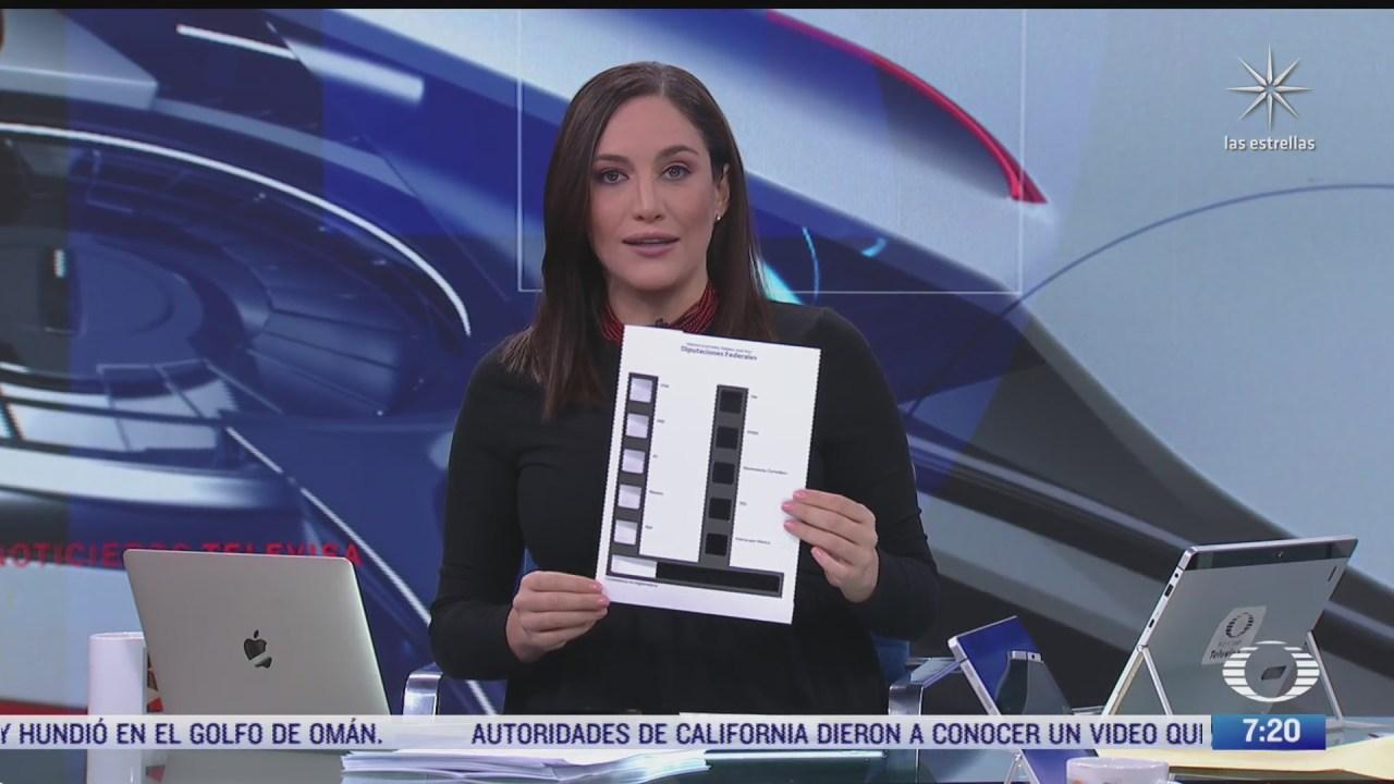 habra planillas electorales en sistema braille