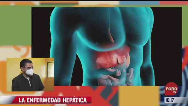 las enfermedades hepaticas