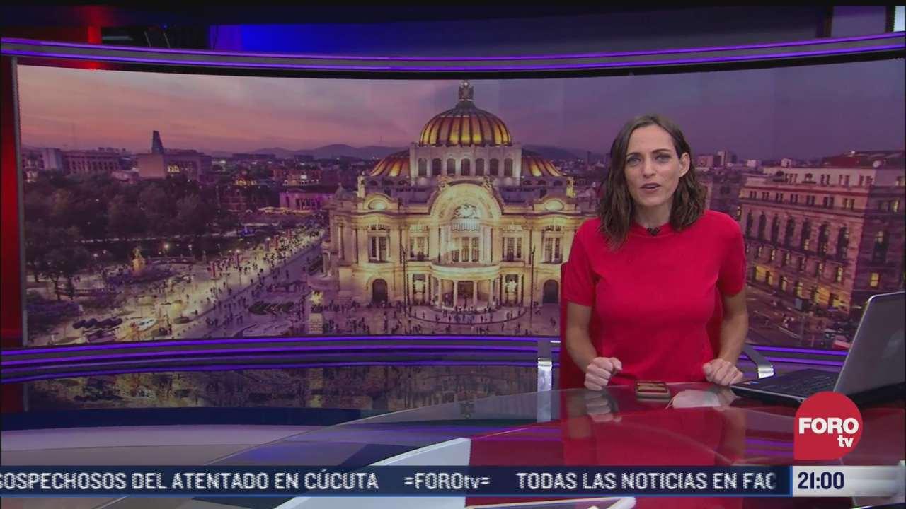 las noticias con ana francisca vega programa del 18 de junio de
