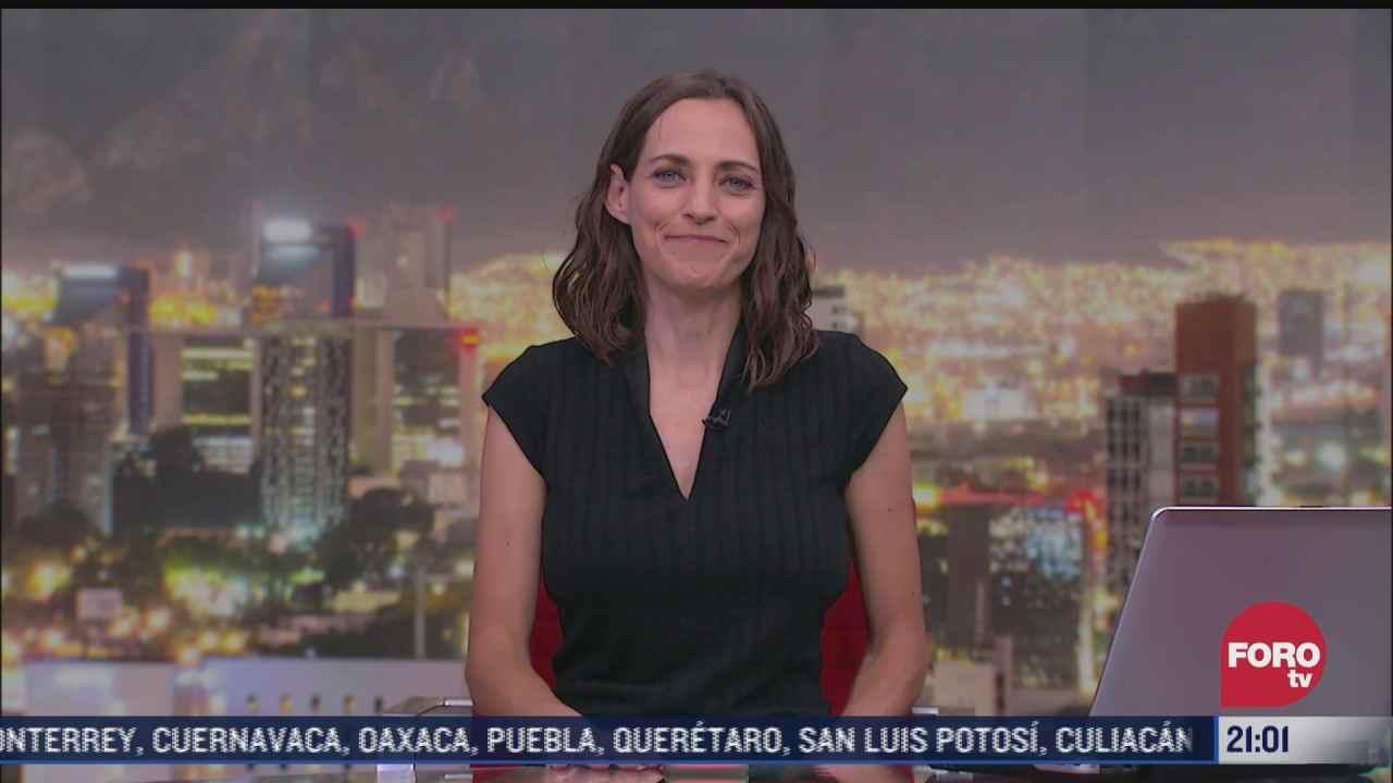 las noticias con ana francisca vega programa del 21 de junio de
