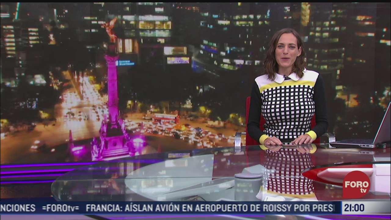 las noticias con ana francisca vega programa del 3 de junio de