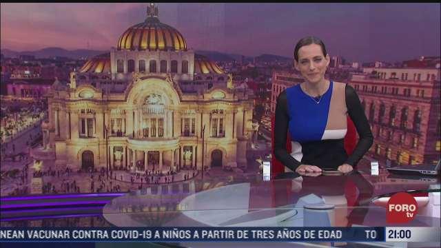 las noticias con ana francisca vega programa del 8 de junio de