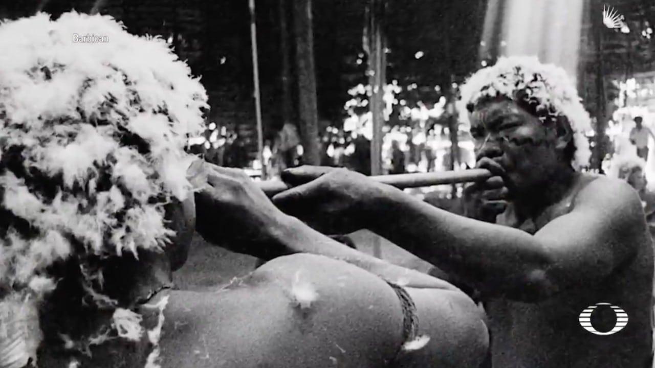 Los Yanomamis y su lucha por sobrevivir en el Amazonas es reflejado en exposición fotográfica