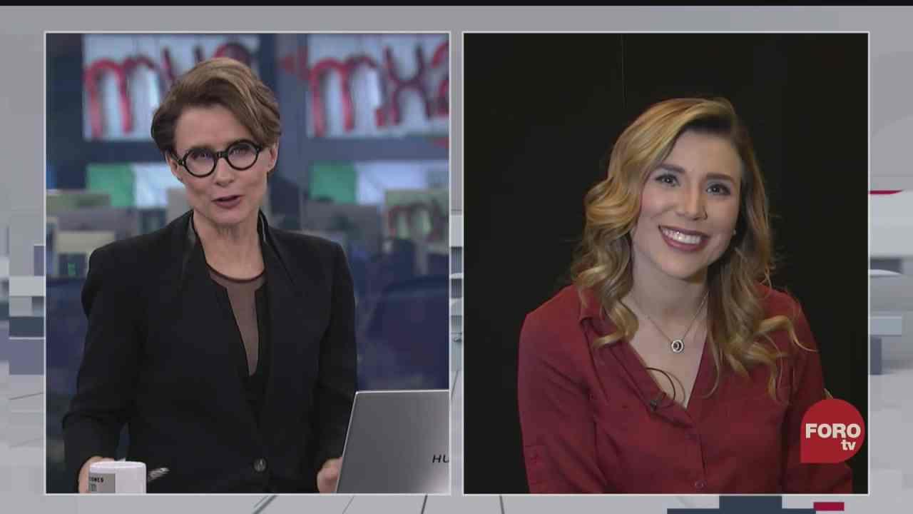 Marina del Pilar Ávila Olmeda entrevista con Denise Maerker sobre resultados elecciones en Baja California