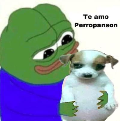 Origen del meme del perro panzón