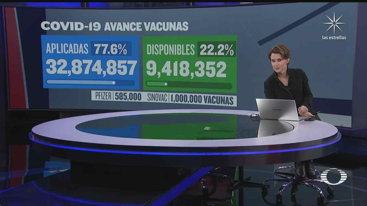 mexico rompe record de vacunacion