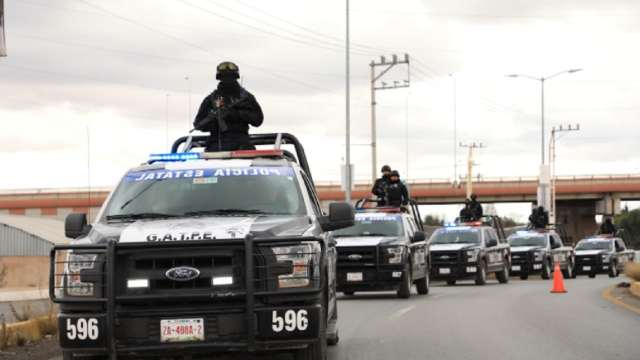 Asesina a 9 personas, entre ellas dos policías, en Zacatecas