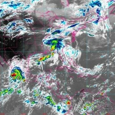 Tormenta tropical 'Dolores' se encuentra sobre Jalisco; alertan por fuertes lluvias