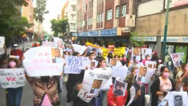 protesta jovenes