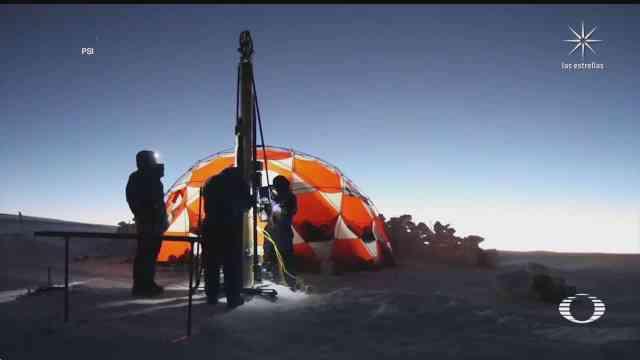 proyecto recolecta muestras de glaciares en peligro de desaparecer
