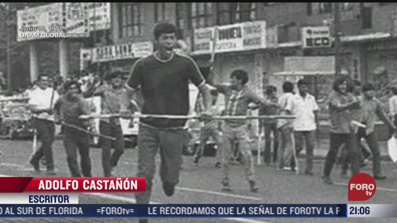 que paso el 10 de junio de 1971 dia del halconazo