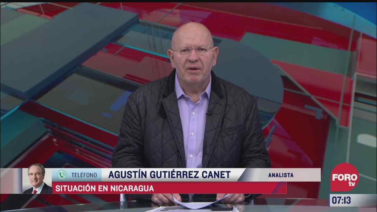 situacion en nicaragua el analisis en estrictamente personal