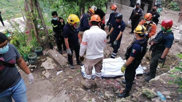 Tras muerte de joven por succión durante lluvia, piden no robarse las alcantarillas