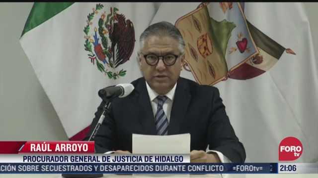 vinculan a proceso a 7 policias por muerte de la doctora beatriz en hidalgo