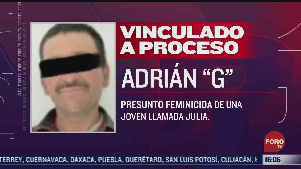 vinculan a proceso a presunto feminicida de joven de 17 anos en jalisco