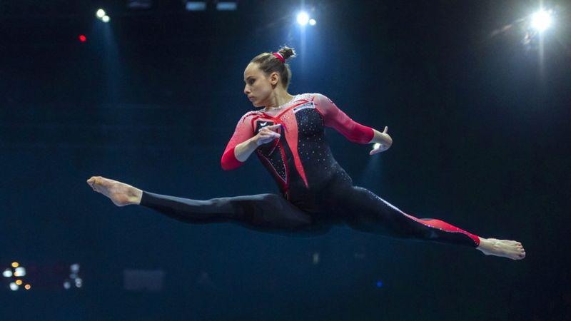 Alemania: gimnastas usan traje completo contra sexualización