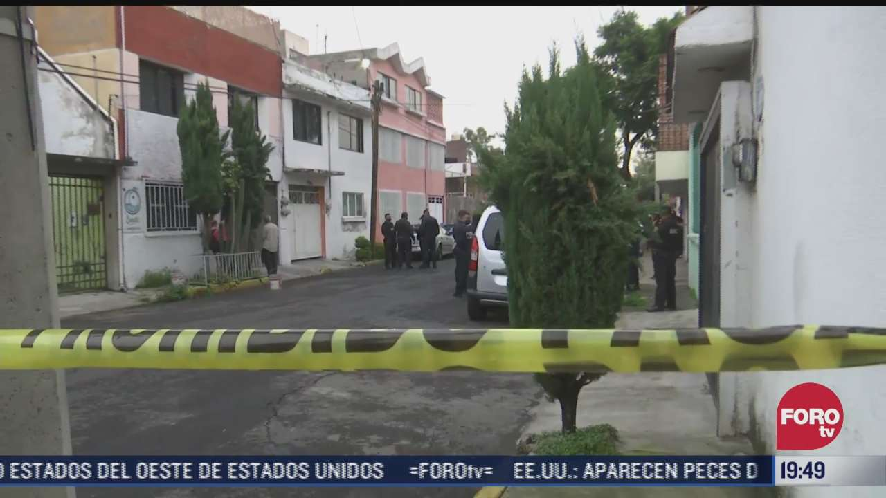 ataque a balazos deja un muerto y dos lesionados en la alcaldia iztapalapa