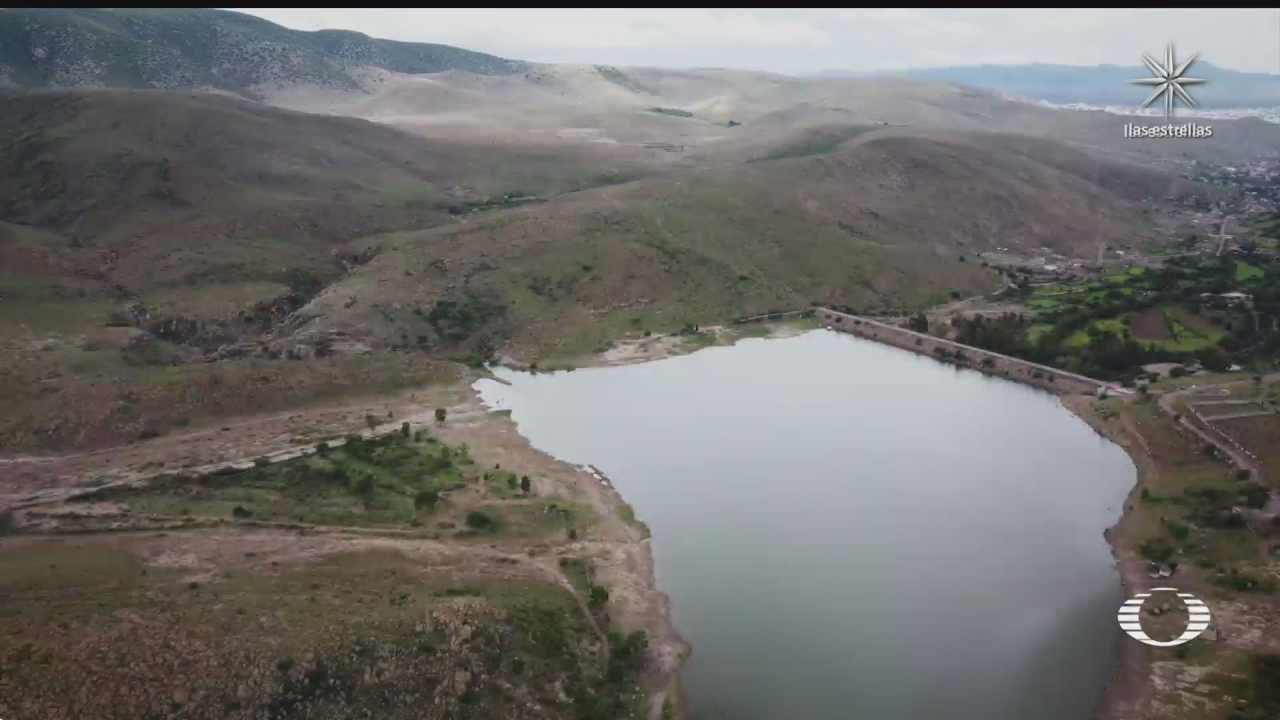 denuncian intento de despojo de tierras en la sierra de san miguelito slp