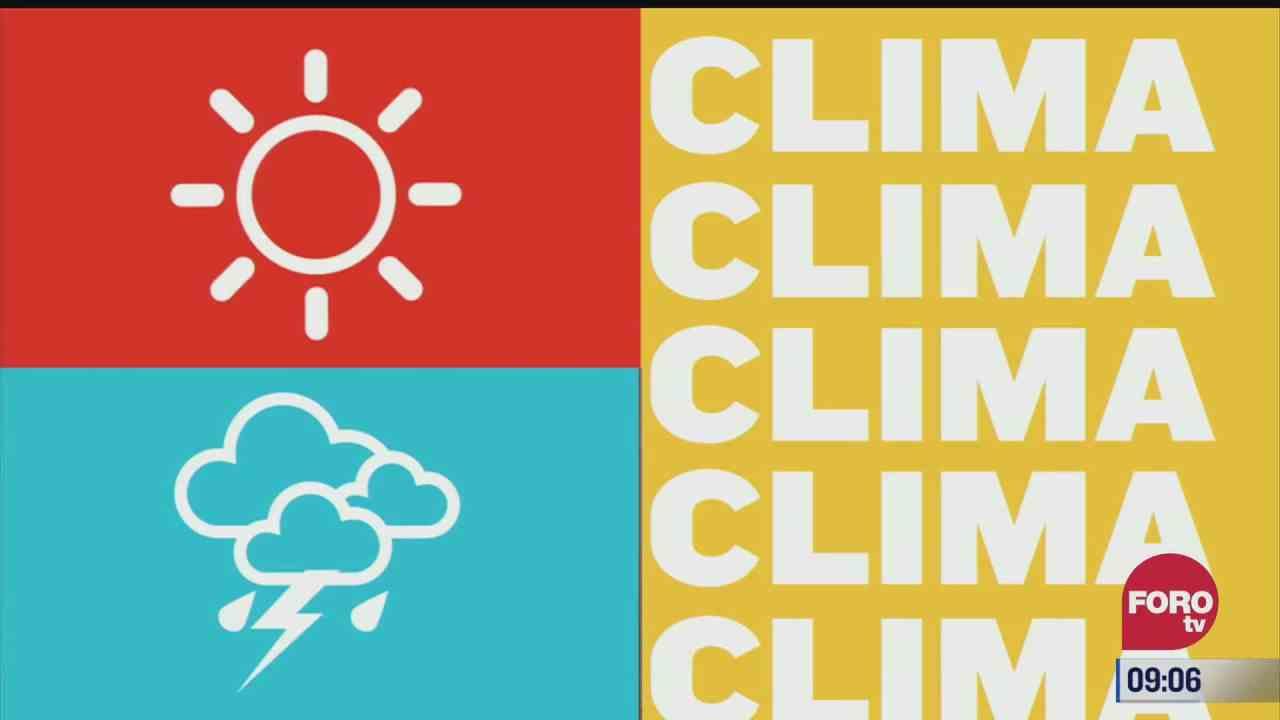 el climaenexpreso nacional del 15 de julio del