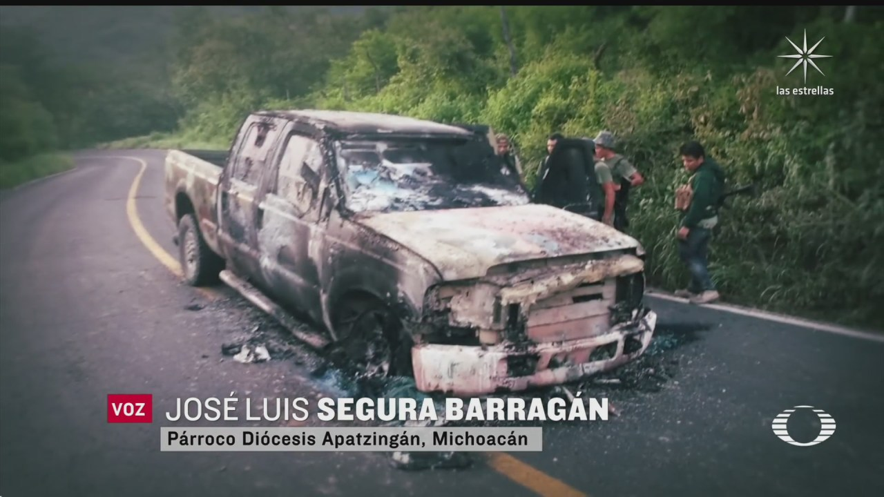 enfrentamientos entre pobladores y cjng en tepalcatepec michoacan