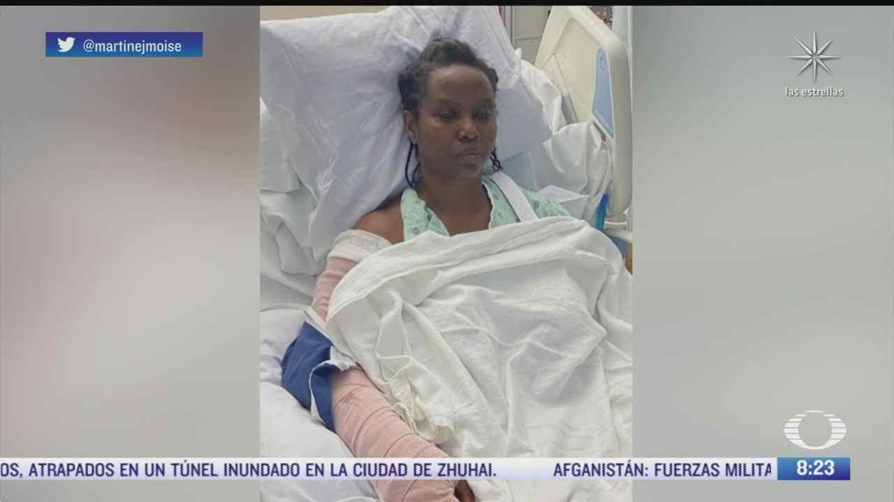 esposa del presidente jovenel moise difunde fotos desde hospital