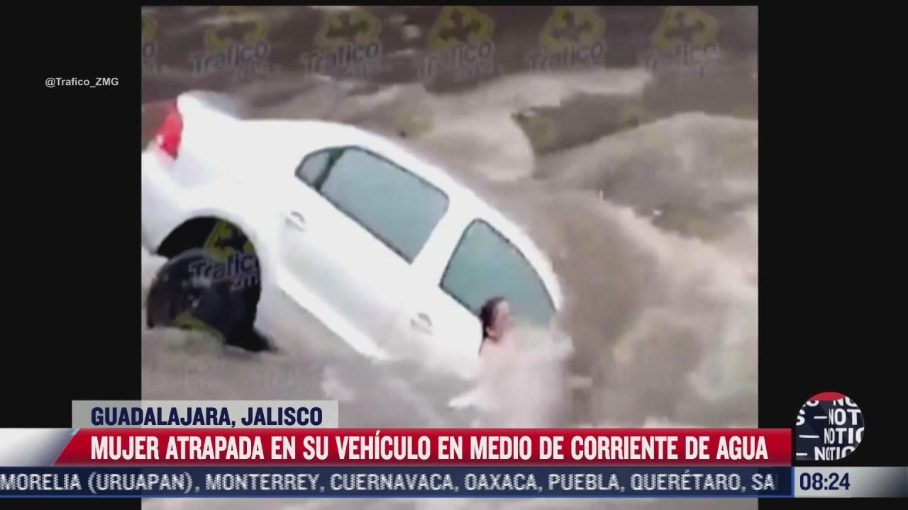 fuertes lluvias provocan afectaciones en varios estados de mexico