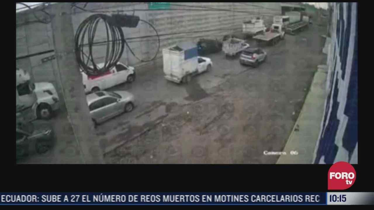 guanajuato la entidad con mas robos a vehiculos