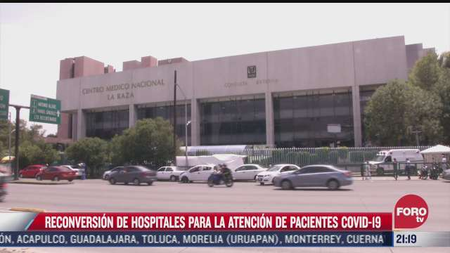 hospitales preparan reconversion para atender tercera ola de covid