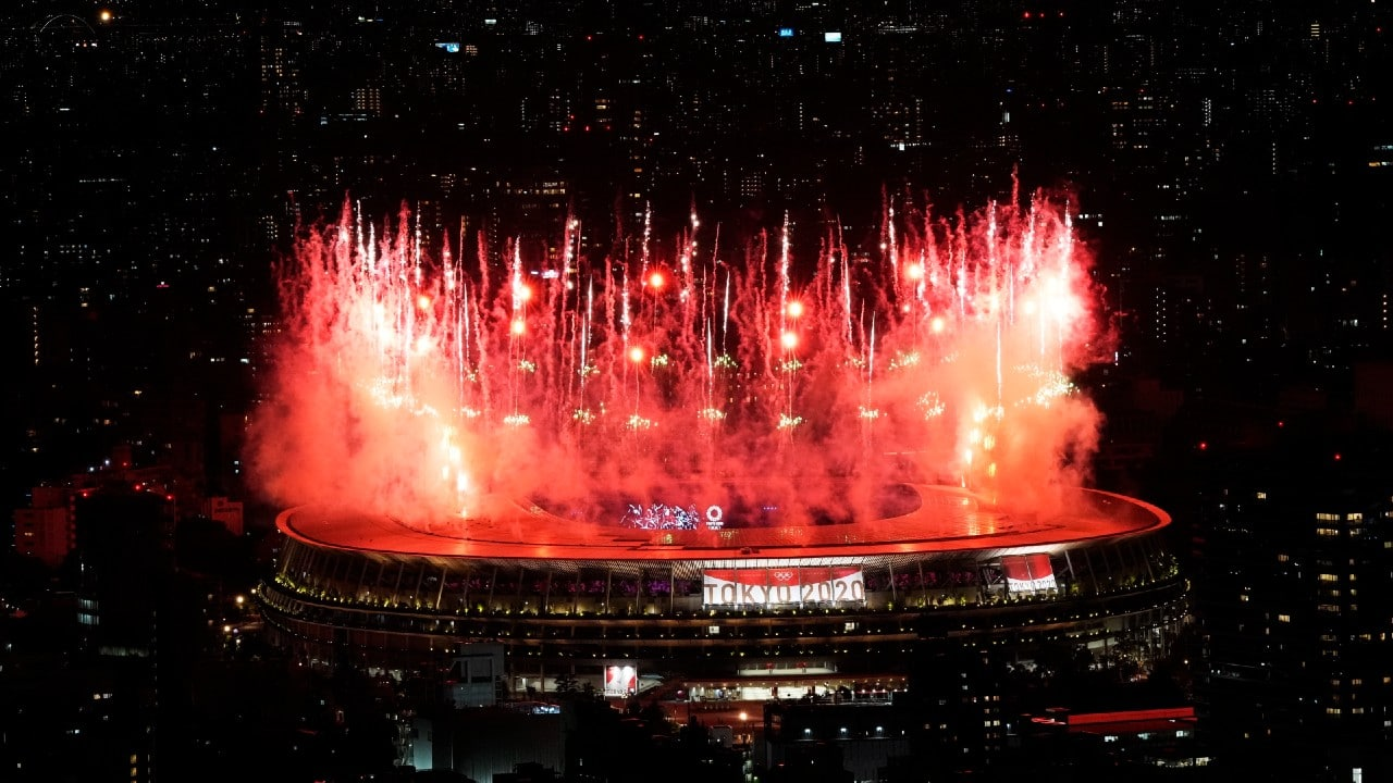 inauguracion juegos olimpicos de tokio 2020
