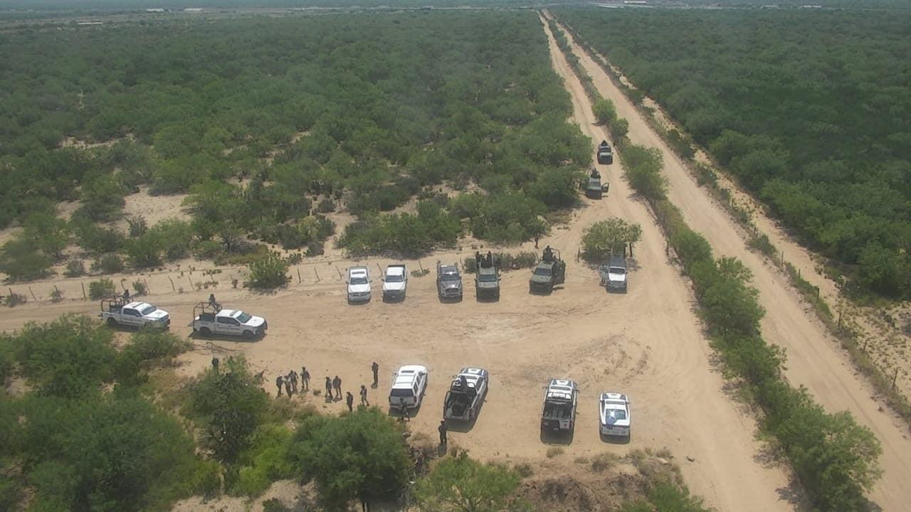 Inician operativos de búsqueda de personas desaparecidos en carretera Monterrey-Nuevo Laredo