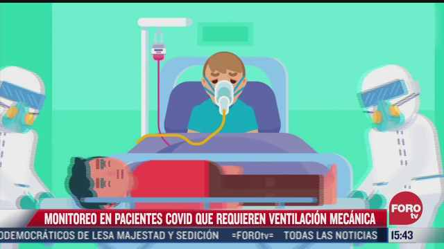 la ventilacion mecanica en pacientes con covid