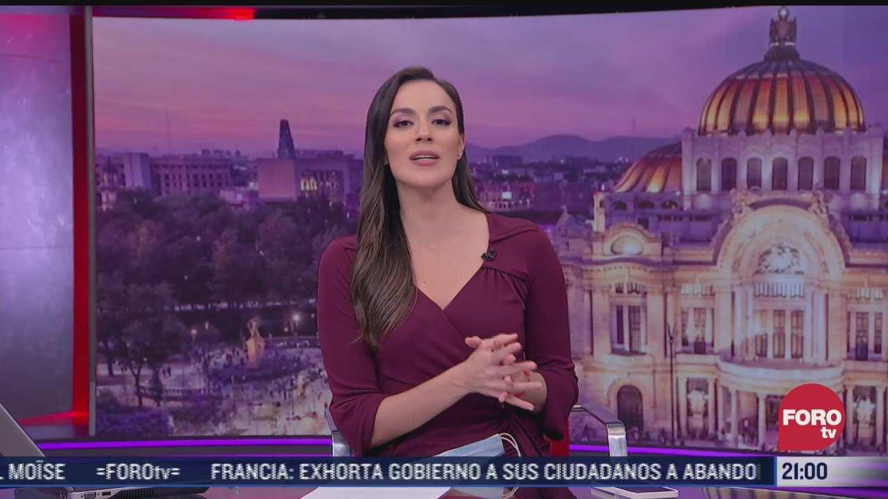 las noticias con ana francisca vega programa del 13 de julio de