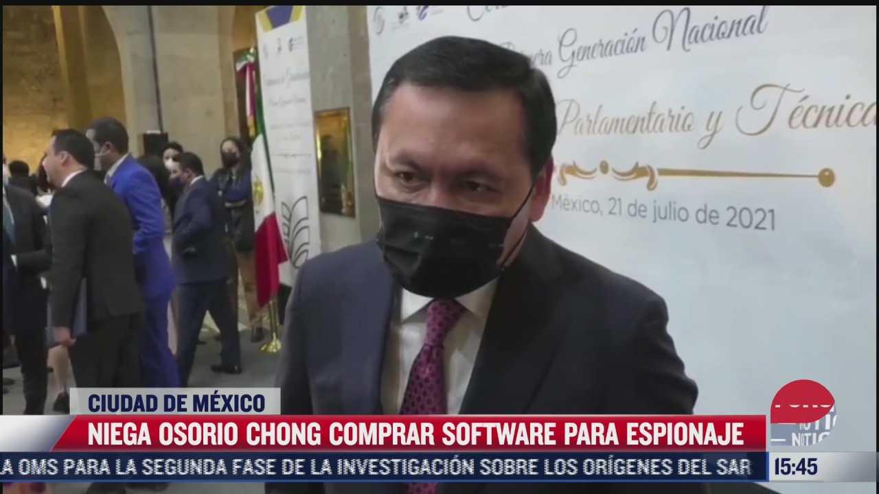 niega osorio chong comprar software para espionaje
