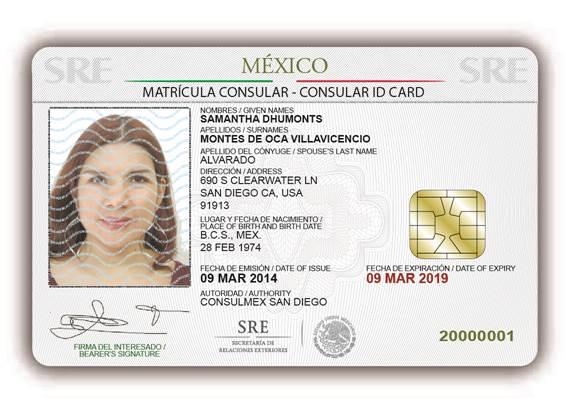 ¿Qué es la matrícula consular mexicana y cómo se tramita?