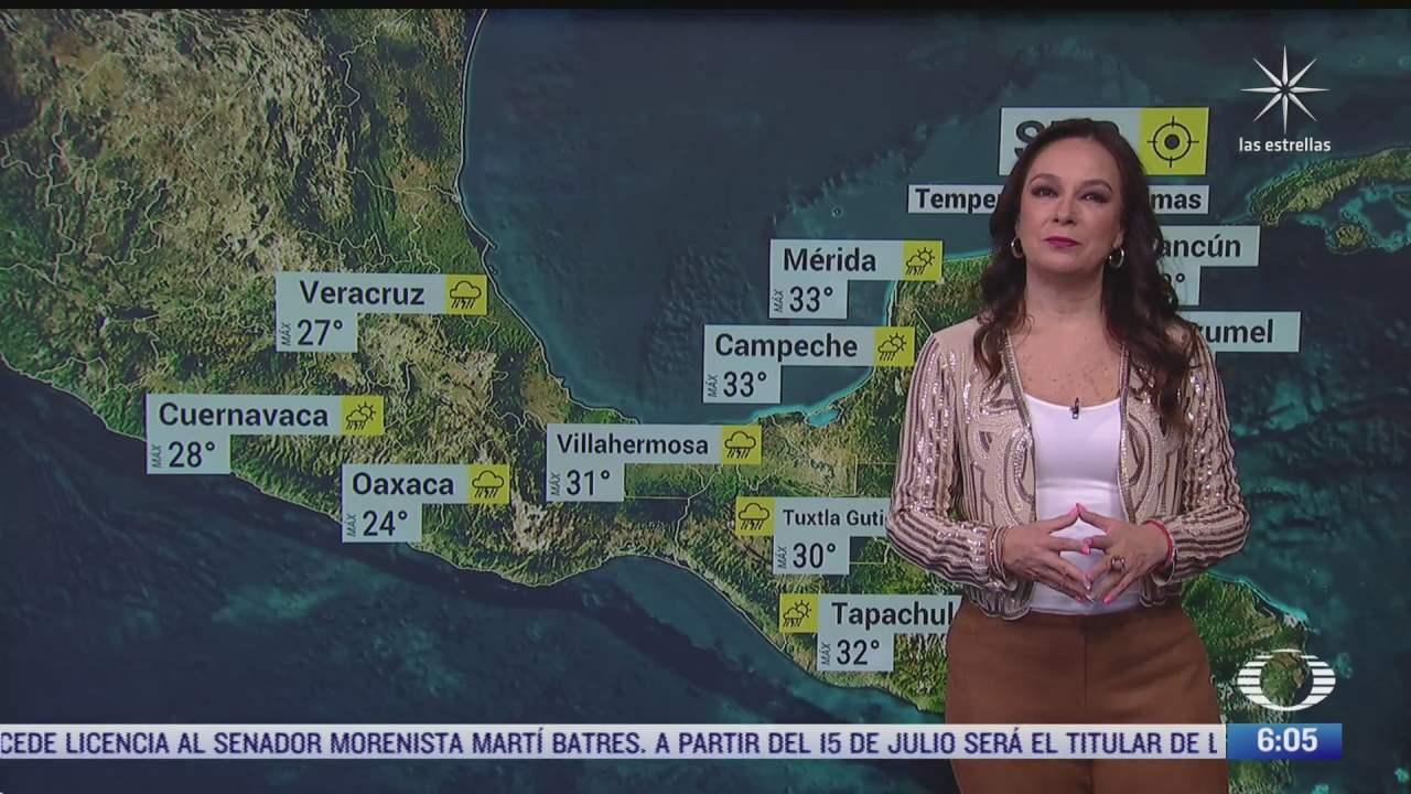 onda tropical 11 provocara lluvias fuertes en oaxaca chiapas y veracruz