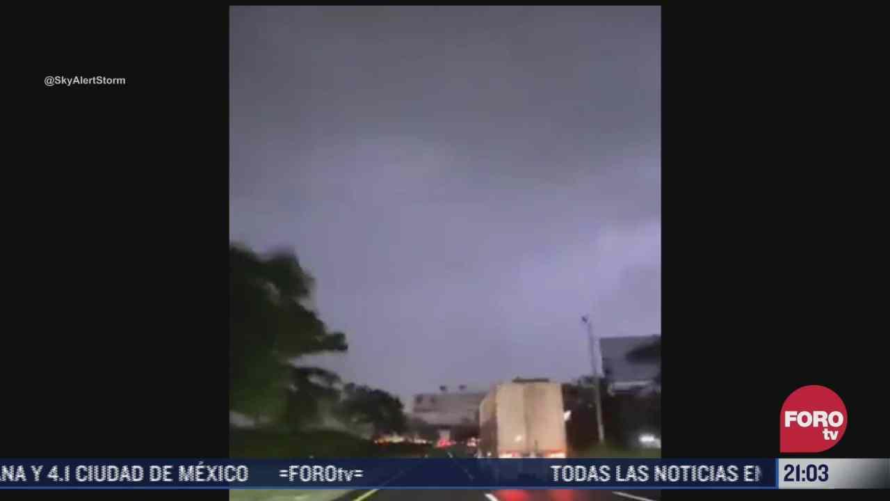 onda tropical 13 provoca intensas lluvias en el occidente de mexico